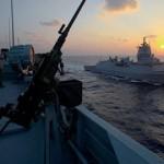 Contro le armi chimiche siriane nel Mediterraneo- intervista a Katerina dei comitati di Creta