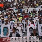 """""""E' stato lo Stato""""- la scomparsa dei 43 studenti messicani"""